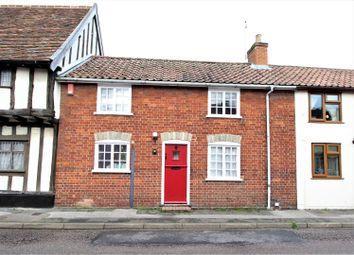 2 bed property for sale in Old Market Street, Mendlesham, Stowmarket IP14