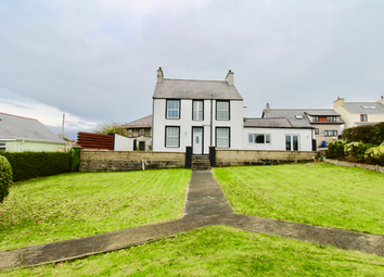 Thumbnail 5 bed detached house for sale in Llaneilian, Amlwch
