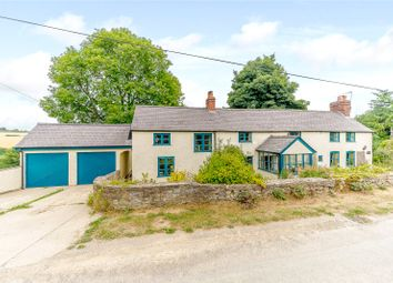 Thumbnail 4 bedroom detached house for sale in Brandhill, Onibury, Craven Arms, Shropshire