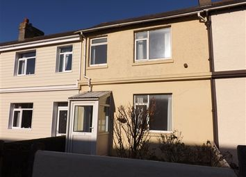 Thumbnail 2 bedroom terraced house for sale in Dolcoath Avenue, Camborne