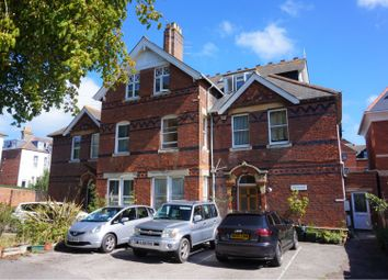 Thumbnail 2 bedroom flat to rent in 3 Carlton Road North, Weymouth