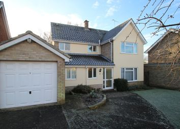 Thumbnail 3 bed detached house to rent in Boxford, Sudbury, Suffolk