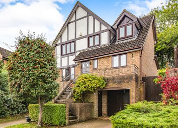 Thumbnail 4 bed detached house for sale in Ryhill Way, Lower Earley, Reading