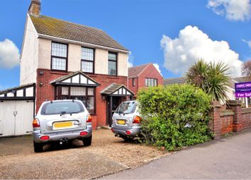 Thumbnail 3 bed detached house for sale in Minster Road, Sheerness