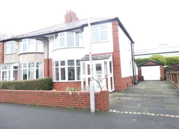 Thumbnail 3 bedroom semi-detached house for sale in Duchy Avenue, Fulwood, Preston