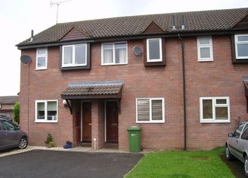 Thumbnail 2 bed terraced house to rent in Asquith Close, Moorfields, Hereford