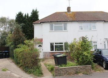 Thumbnail 2 bed semi-detached house for sale in 21 The Kiln, Burgess Hill, West Sussex
