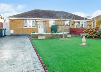 Thumbnail 2 bed semi-detached bungalow for sale in Dormy Avenue, Winthorpe, Skegness