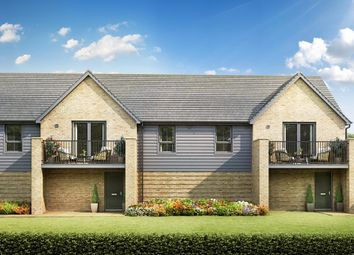 """Thumbnail 2 bed semi-detached house for sale in """"Stevenson"""" at West Leaze, Swindon"""