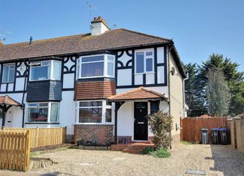 Thumbnail 3 bed end terrace house for sale in Downlands Avenue, Broadwater, Worthing, West Sussex