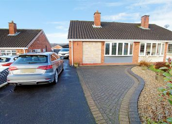 3 bed semi-detached bungalow for sale in Wallis Way, Baddeley Green, Stoke-On-Trent ST2