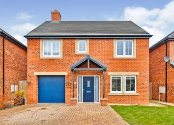 Thumbnail 4 bed detached house for sale in Bloomfield Drive, Wynyard Park, Billingham