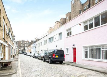 Thumbnail 3 bed mews house to rent in Gloucester Mews West, London