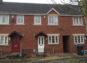 Thumbnail 3 bed terraced house to rent in Sedgemoor Court, Lang Farm, Daventry