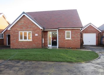 Thumbnail 2 bed detached bungalow for sale in Scholars Close, Manea, March