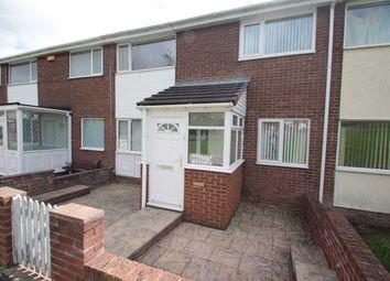 Thumbnail 3 bed terraced house for sale in Iveston Road, Delves Lane, Consett
