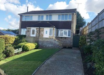 Thumbnail 3 bedroom semi-detached house for sale in Edelvale Road, West End, Southampton
