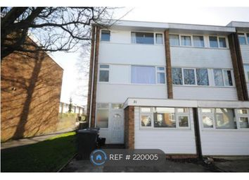 Thumbnail 6 bed terraced house to rent in Wood Vale, Hertfordshire