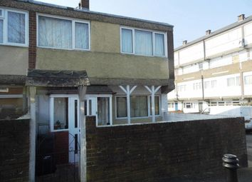 Thumbnail 3 bed end terrace house for sale in Gaywood Close, Brixton, London