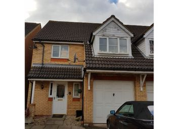 Thumbnail 3 bedroom semi-detached house for sale in Dunraven Avenue, Luton