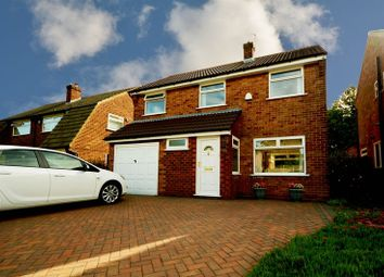 Thumbnail 3 bed detached house for sale in Thornton Road, Heald Green, Cheadle