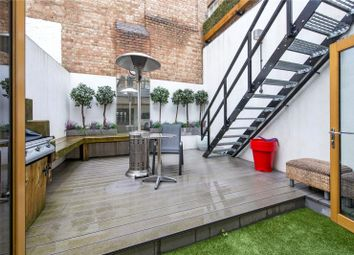 Thumbnail 3 bed end terrace house to rent in Longmoore Street, Victoria, London