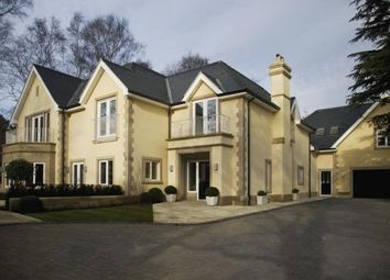Thumbnail 5 bed detached house for sale in Heybridge Lane, Prestbury, Cheshire