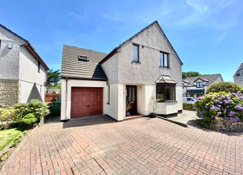 4 bed detached house for sale in Tregoddick Close, Madron, Penzance TR20