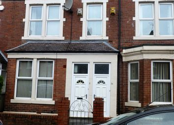 Thumbnail 3 bedroom flat to rent in Windsor Tce., South Gosforth, Newcastle Upon Tyne