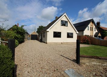 Thumbnail 2 bedroom detached house for sale in Blofield Corner Road, Blofield, Norwich