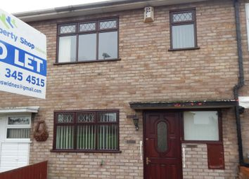 Thumbnail 2 bed town house to rent in Arley Drive, Widnes