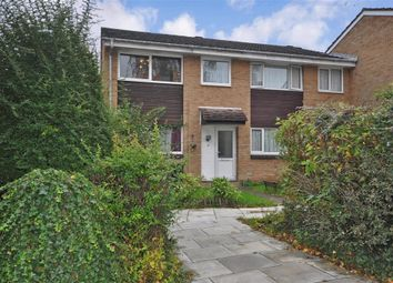 Thumbnail 3 bedroom end terrace house for sale in Middlefields, Forestdale, Croydon, Surrey