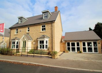 Thumbnail 6 bed detached house for sale in Churchill Gardens, Broad Lane, Brimsham Park, Yate, South Gloucestershire