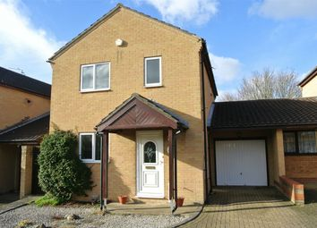 Thumbnail 3 bed detached house for sale in Ambleside Gardens, Peterborough