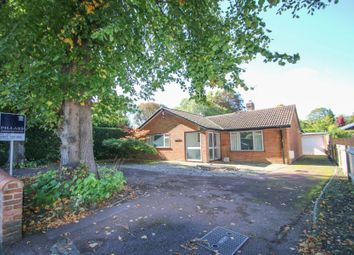 Thumbnail 3 bed bungalow to rent in Oakwood Drive, East Horsley, Leatherhead