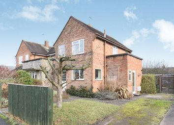 Thumbnail 3 bed semi-detached house for sale in Mayfair, Evesham, Worcestershire