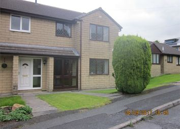Thumbnail 3 bed semi-detached house for sale in Hillside Close, Brierfield, Nelson, Lancashire
