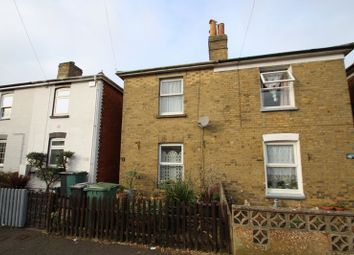 Thumbnail 3 bed semi-detached house for sale in Mount Street, Ryde