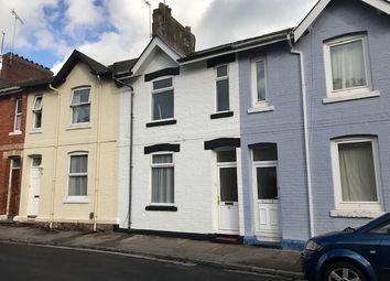 Thumbnail 3 bedroom terraced house to rent in Coshen Road, Chelston, Torquay