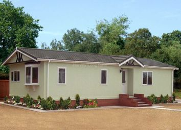 Thumbnail 2 bed mobile/park home for sale in Bryn Gynog Caravan Site, Hendre Road, Conwy