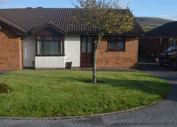 Thumbnail 2 bed semi-detached bungalow for sale in Brooklyn Gardens, Port Talbot