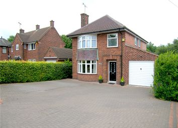 Thumbnail 4 bedroom detached house for sale in Ball Hill, South Normanton, Alfreton