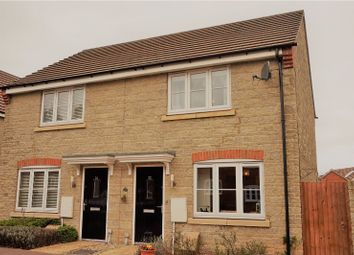 Thumbnail 2 bed semi-detached house for sale in Lawdley Road, Coleford
