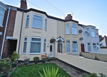 Thumbnail 3 bed terraced house for sale in Coleridge Street, Hull, North Humberside