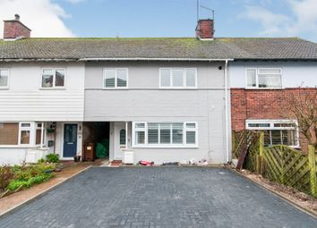 3 bed terraced house for sale in Avard Crescent, Eastbourne BN20