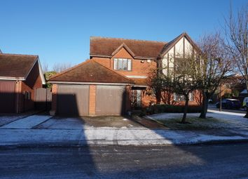 Thumbnail 4 bed detached house for sale in Oakwood Close, Shenstone, Lichfield