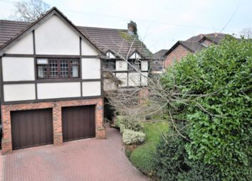 Thumbnail 4 bed detached house for sale in Woodlands Road, Chester