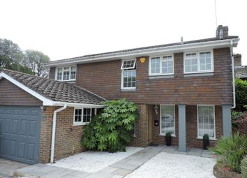 Thumbnail 4 bed detached house to rent in Chartfield, Hove