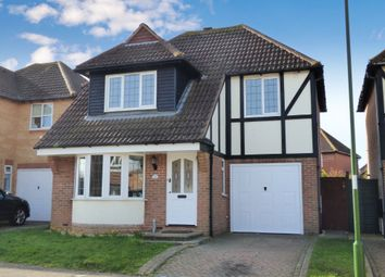 Thumbnail 4 bed detached house to rent in Blenheim Drive, Rustington, Littlehampton