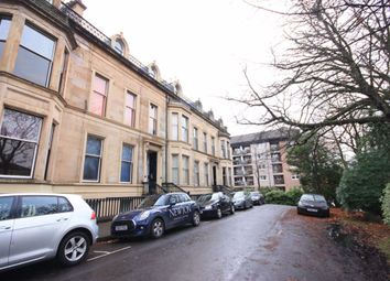 Thumbnail Studio to rent in Princes Terrace, Glasgow